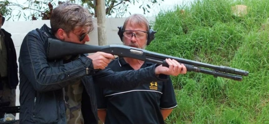Tactical Shotgun Shooting Experience in Simon's Town-1