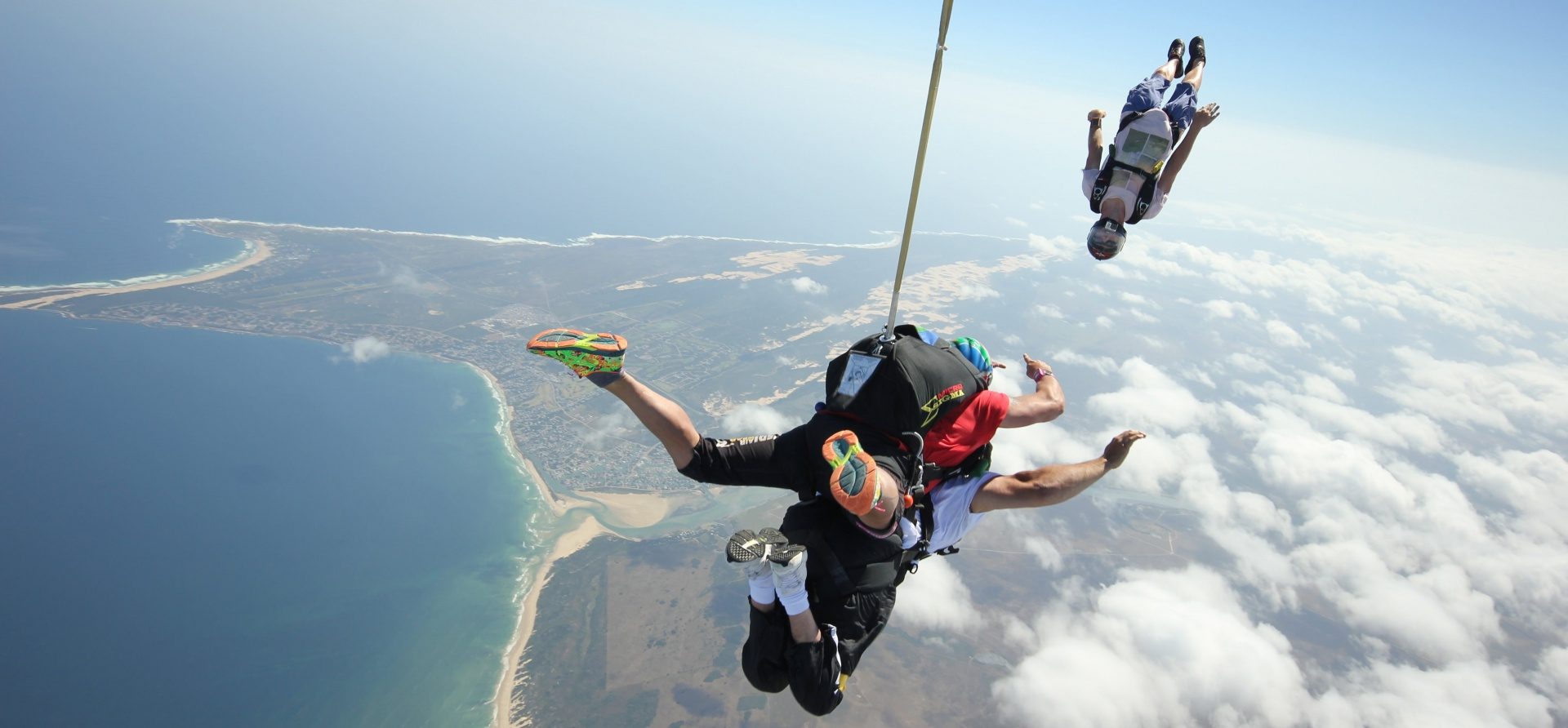 9,500ft Tandem Skydive in Jeffrey's Bay-3