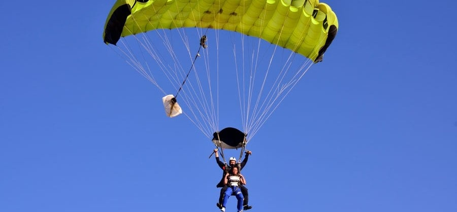 Tandem Skydive With Video and Photo Package - Parys-3