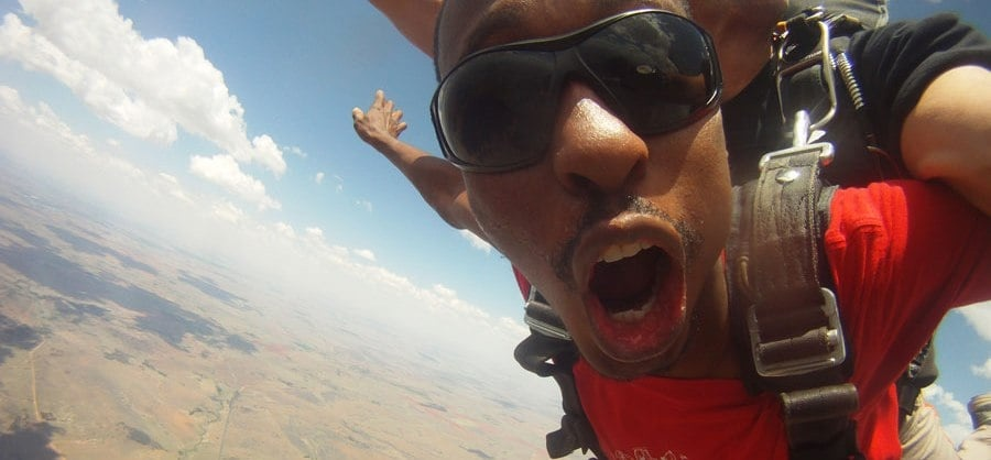 Tandem Skydive With Video and Photo Package - Parys-2