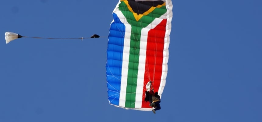 Tandem Skydive With Video and Photo Package - Parys-4
