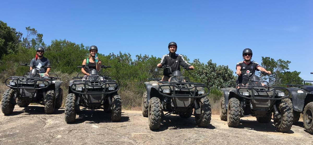 One Hour Quad Bike Nature Trail in Paarl-1