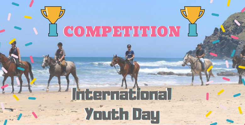 *COMPETITION* International Youth Day!