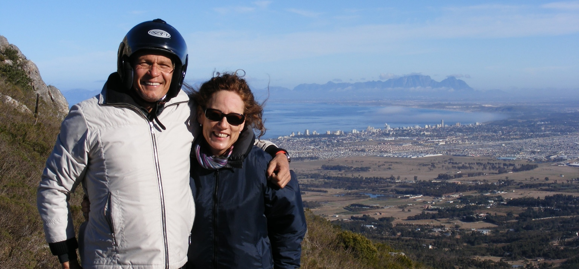 Winelands Trike Sightseeing Tour For Two-3