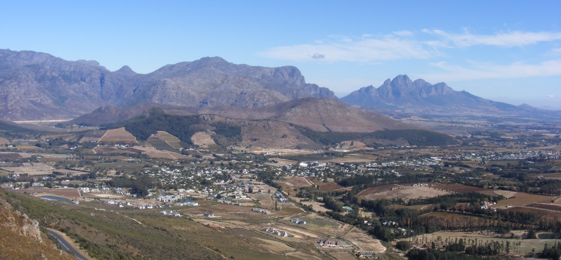 Winelands Trike Sightseeing Tour For Two-4