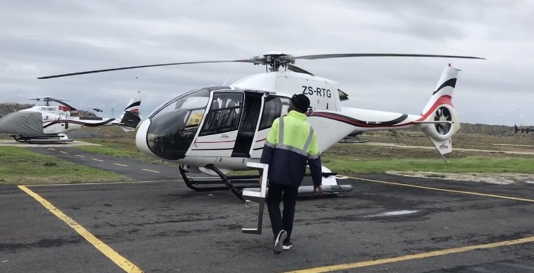 Cape Town Helicopter Buzz Flight Review