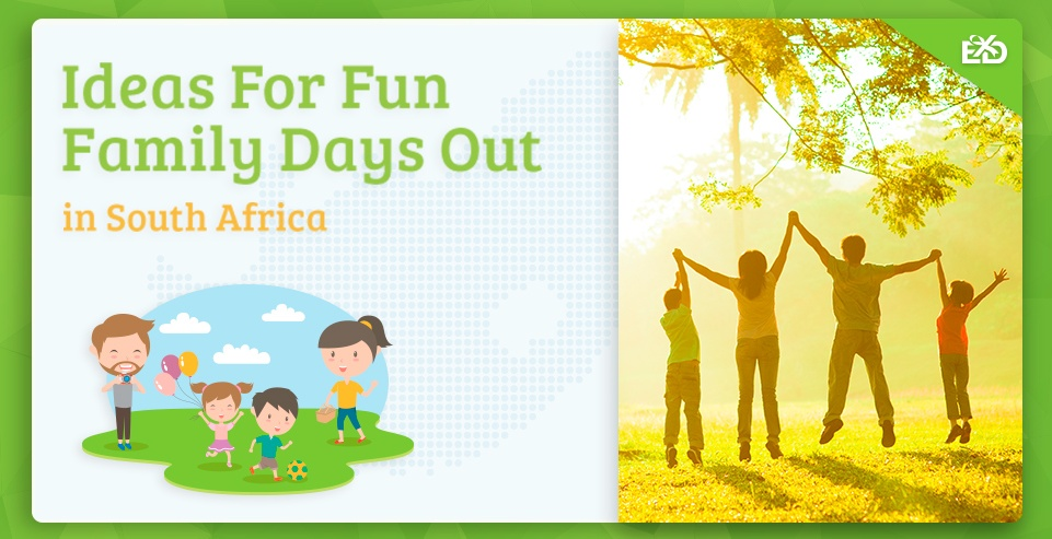 Ideas For Fun Family Days Out in South Africa