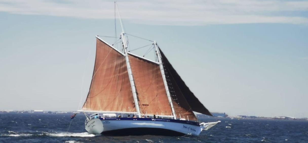 One Hour Schooner Cruise in Cape Town-7